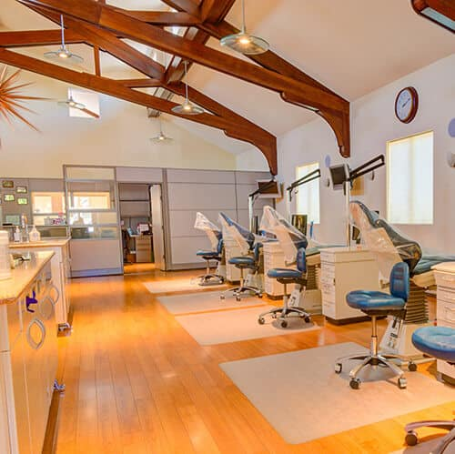 Dental Office interior view RomeOrthodontics